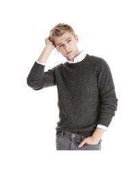 Joe Fresh | Gray Men's Shaker Knit Sweater for Men | Lyst