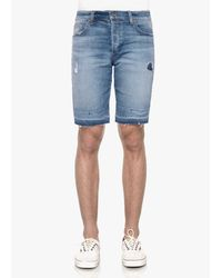 Joe's Jeans | Blue Cut-off Shorts for Men | Lyst