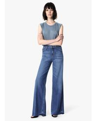 Joe's Jeans | Blue The Wide Leg | Lyst