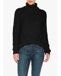 Joe's Jeans | Black Akasha Sweater | Lyst