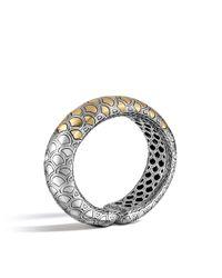 John Hardy   Metallic Naga Cuff   Lyst