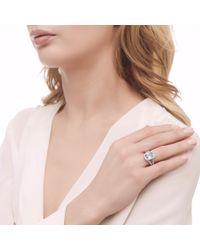 John Hardy - Magic Cut Ring With Blue Topaz And Diamonds - Lyst