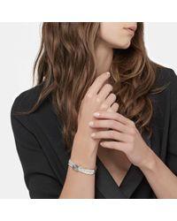 John Hardy - Modern Chain Bracelet With Blue Sapphire - Lyst
