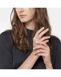 John Hardy - Metallic Magic Cut Ring With Champagne Topaz, Diamonds - Lyst