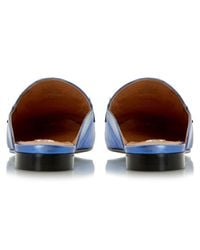 Dune | Blue Guru Casual Loafers | Lyst
