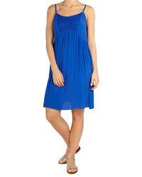 Ghost - Blue Nicola Dress - Lyst