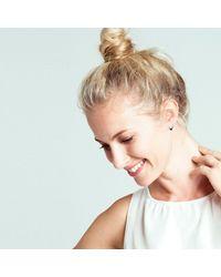 Kit Heath - Metallic Tumble Long Stud Earrings - Lyst