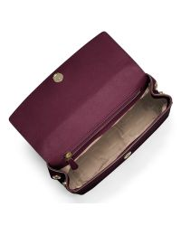 MICHAEL Michael Kors - Purple Ava Small Leather Satchel - Lyst