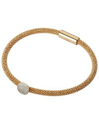 Links of London | Metallic Star Dust Round Bracelet | Lyst