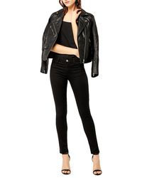 Warehouse - Black Powerhold Skinny Jeans - Lyst