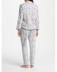 John Lewis - Multicolor Cyberjammies Luna Spot Print Pyjama Set - Lyst