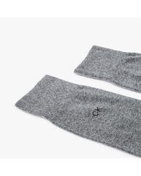 Calvin Klein - Multicolor Flat Knit Cotton Mix Socks for Men - Lyst