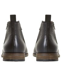 Dune - Brown Coleman Ankle Boots for Men - Lyst