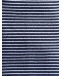 BOSS - Blue Hugo By Ottoman Silk Tie for Men - Lyst
