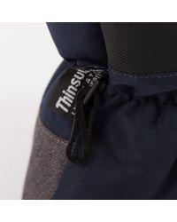 Calvin Klein - Gray Winter Golf Mittens for Men - Lyst