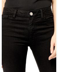 Warehouse - Black Powerhold Skinny Jeans - Lyst