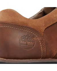 Timberland | Brown Earthkeepers Larchmont Chukka Boots for Men | Lyst