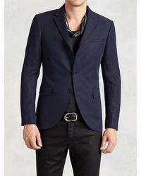 John Varvatos - Blue Austin Sportcoat for Men - Lyst