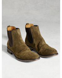 John Varvatos | Brown Fleetwood Classic Chelsea Boot for Men | Lyst
