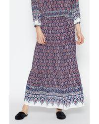 Joie | Multicolor Gurita B Silk Skirt | Lyst