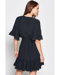 Joie Blue Tersea B Dress