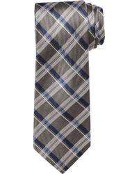 Jos. A. Bank - Purple Joseph Abboud Plaid Tie for Men - Lyst