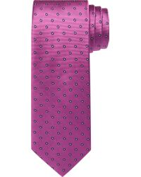 Jos. A. Bank - Pink Traveler Collection Miniature Dots Tie for Men - Lyst