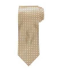 Jos. A. Bank - Natural Executive Grid Tie for Men - Lyst