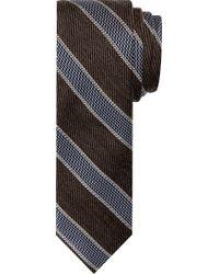 Jos. A. Bank - Multicolor Reserve Collection Stripe Tie for Men - Lyst