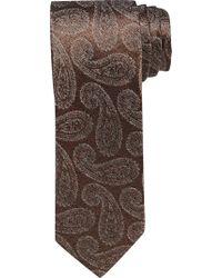 Jos. A. Bank - Brown Joseph Abboud Paisley Tie for Men - Lyst