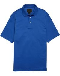Jos. A. Bank - Blue Reserve Collection Traditional Fit Short Sleeve Pima Cotton Polo Shirt for Men - Lyst
