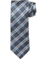 Jos. A. Bank - Blue Joseph Abboud Plaid Tie for Men - Lyst