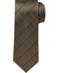 Jos. A. Bank - Multicolor Reserve Collection Windowpane Plaid Tie Clearance for Men - Lyst