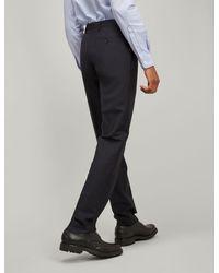 Joseph - Blue Wool Mohair Jack Trousers for Men - Lyst