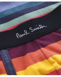 Paul Smith - Multicolor Multi Striped Boxer Shorts for Men - Lyst