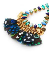 Gas Bijoux - Blue Riviera Teardrop Earrings - Lyst