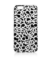 Marc Jacobs - Black Scrambled Logo Iphone 6 Case - Lyst
