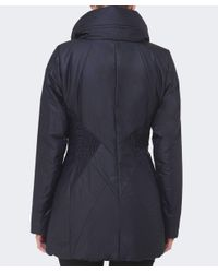 Creenstone   Black Ezella Padded Coat   Lyst