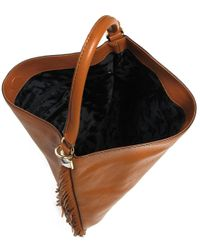 Rebecca Minkoff - Brown Clark Hobo Bag - Lyst