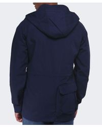 Penfield | Blue Kasson Hooded Mountain Parka for Men | Lyst