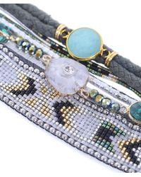 Hipanema - Multicolor Cypress Multi Strand Bracelet - Lyst