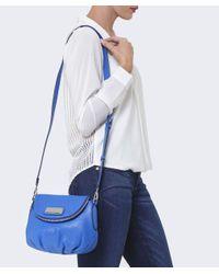 Marc Jacobs | Blue Mini Q Natasha Crossbody Bag | Lyst