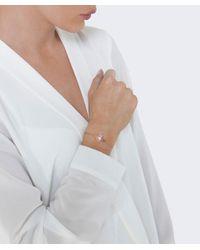 Vivienne Westwood - Metallic Logo Charm Bracelet - Lyst