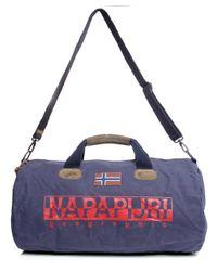 Napapijri | Blue Bering Holdall for Men | Lyst