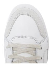 Étoile Isabel Marant - White Bessy Leather Trainers - Lyst
