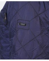 Barbour - Blue Ariel Polar Quilted Jacket for Men - Lyst
