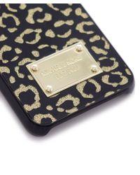 MICHAEL Michael Kors - Metallic Leopard Iphone 6 Case - Lyst