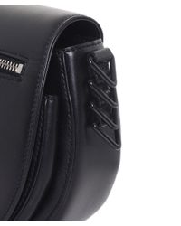 Rebecca Minkoff - Black Astor Saddle Bag - Lyst