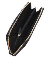 MICHAEL Michael Kors - Black Bedford Leather Purse - Lyst