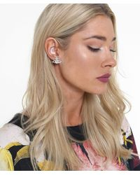 Vivienne Westwood - Metallic Simone Earrings - Lyst